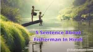 Kids Fisherman